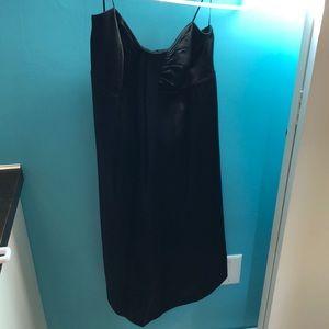 Matty M off the shoulder dress